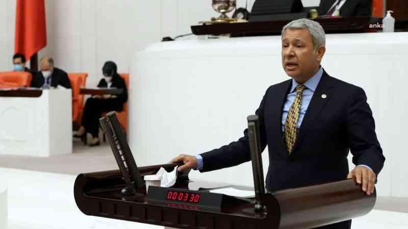 CHP'li Sümer: ''PTT'de son 3 senede toplam 6.5 milyon liralık para zimmete geçirilmiş''