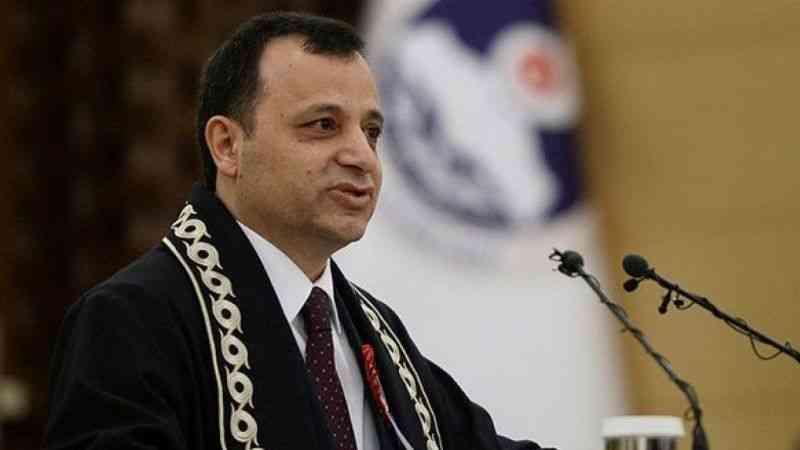 AYM Başkanı Arslan'dan güvenlik soruşturması yorumu
