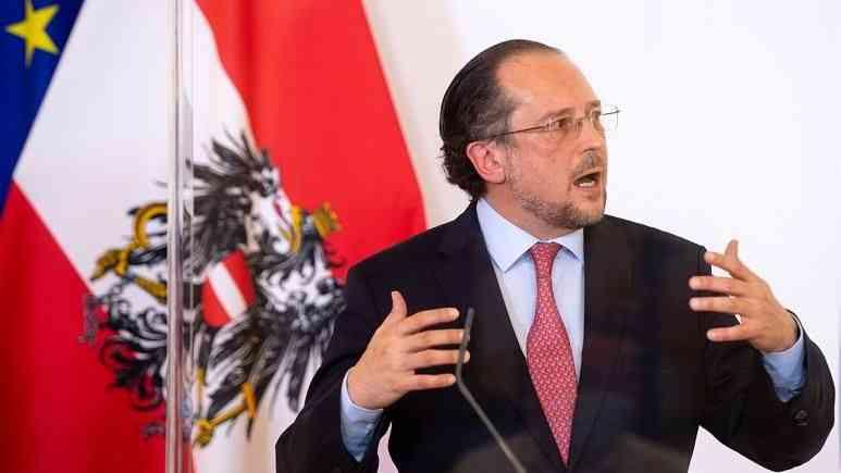 Avusturya Dışişleri Bakanı Schallenberg'den Çavuşoğlu ile yaptığı görüşmeye ilişkin açıklama