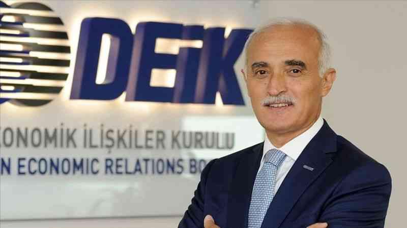 """DEİK Başkanı Olpak: """"Türk iş dünyası temsilcilerine daha fazla fırsat verilmesini bekliyoruz"""""""