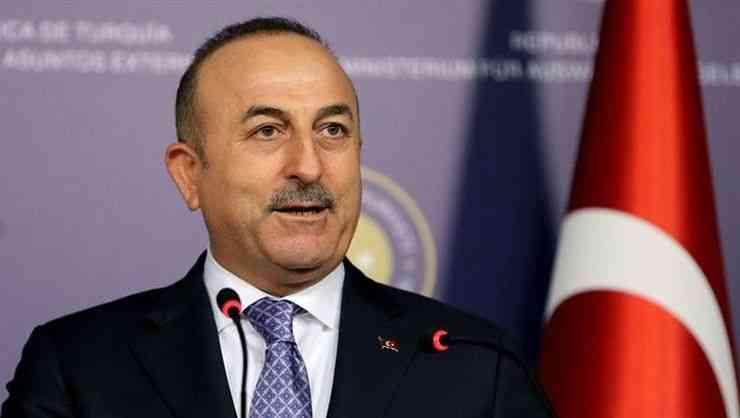 Dışişleri Bakanı Çavuşoğlu'ndan İtalyan gazetesine demeç