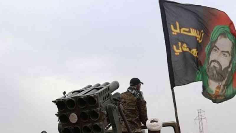 Irak'ta Şii milis yapıların yer aldığı Direniş Koordinasyonu: ABD'ye intikamın acısını tattıracağız