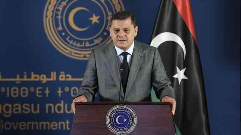Libya Başbakanı Dibeybe, Fas'ı ülkesindeki seçimlere destek vermeye çağırdı