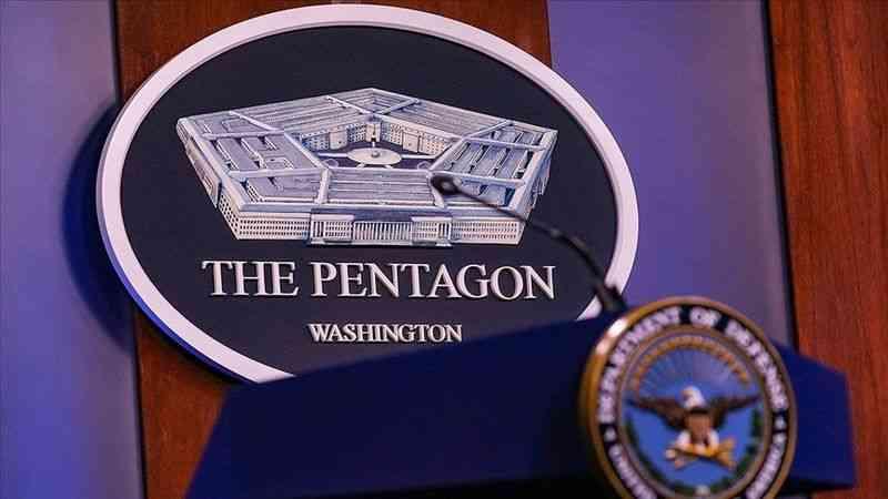 Pentagon'dan ABD'nin Irak-Suriye sınırındaki hava saldırısıyla ilgili açıklama