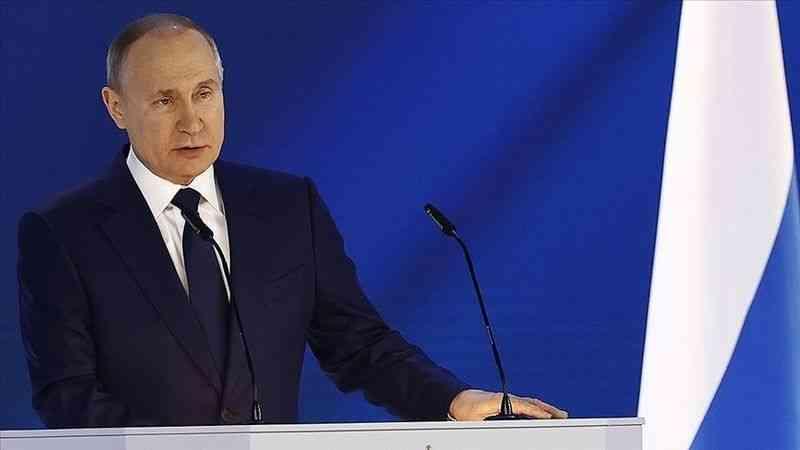 """Rusya Devlet Başkanı Putin: """"Çin ile ticarette ulusal para birimi kullanımı giderek güçleniyor"""""""
