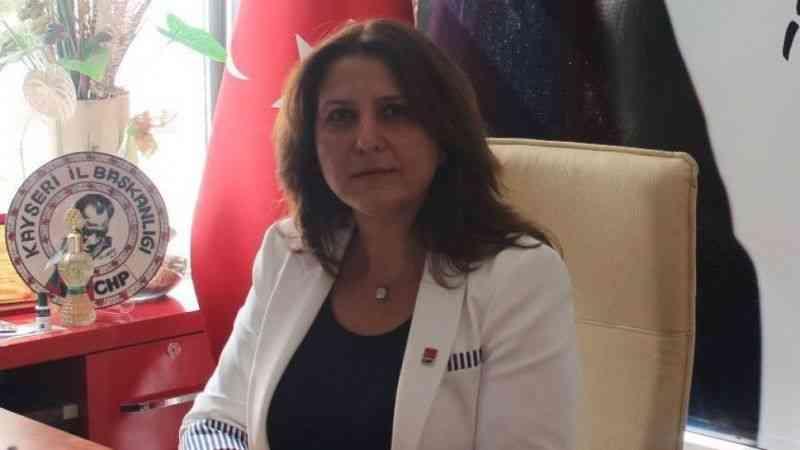 """CHP Kayseri İl Başkanı Özer: """"Ağaya her şey beleş, ampul parası da ödemiyorlar"""""""