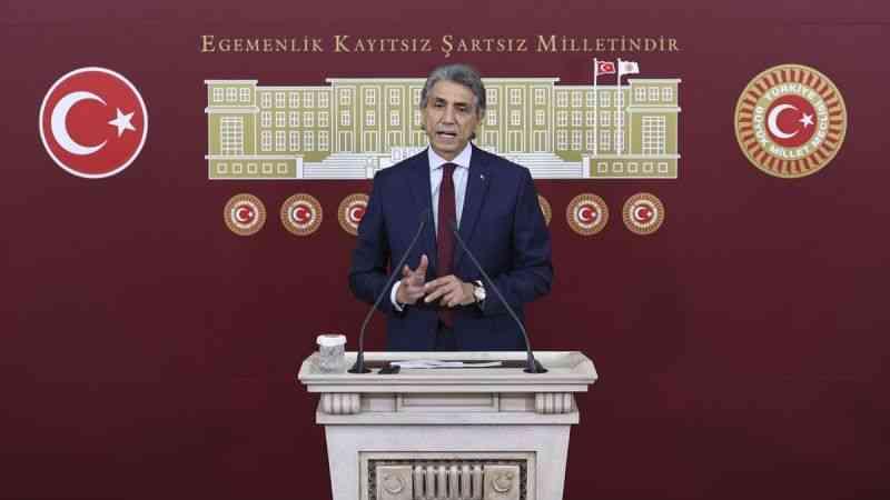 """AK Parti'li Demir: """"Kılıçdaroğlu, çocuklarımızın geleceğini kirli siyasete alet etmiştir"""""""
