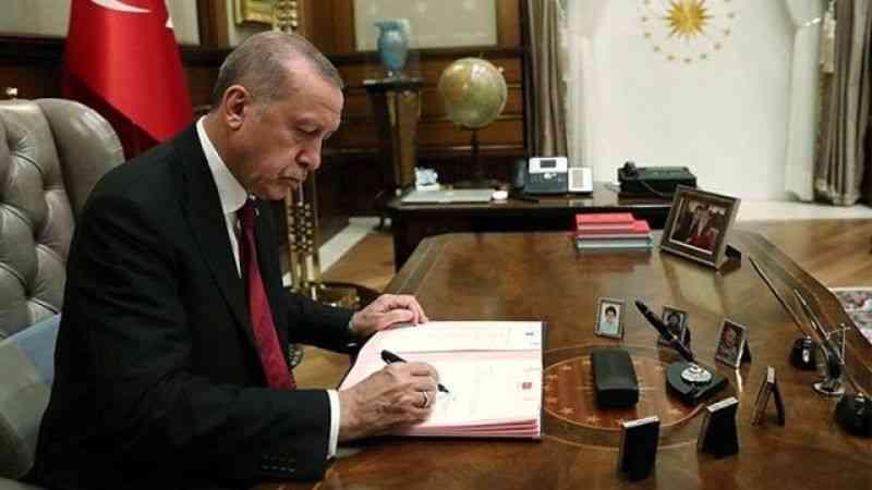 """Cumhurbaşkanı Erdoğan'dan """"tasarruf tedbirleri"""" genelgesi"""