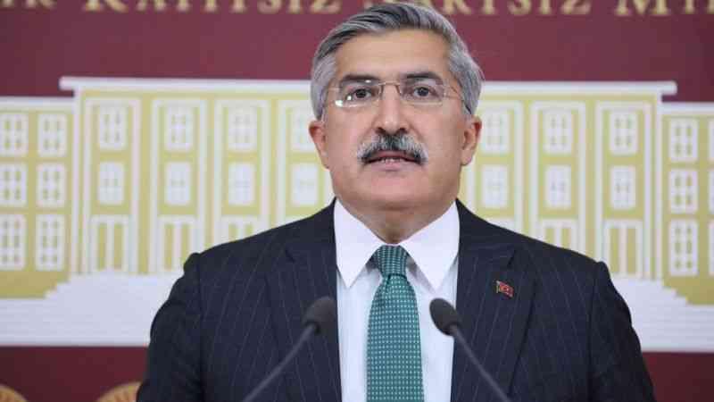 """AK Parti'li Yayman: """"Kemal Kılıçdaroğlu'nun yalan siyaseti sandıktan geri dönecek"""""""