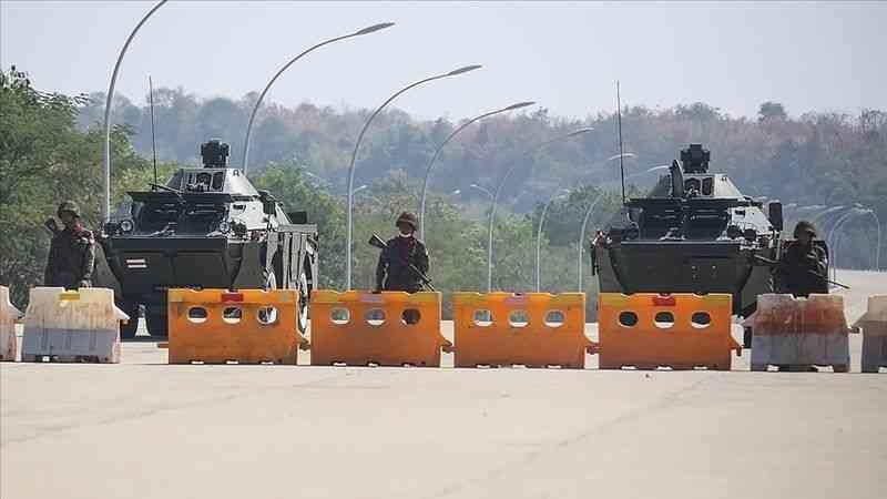 Myanmar ordusu finansman bulmak için yeşim taşı ticaretinde etkinliğini artırıyor