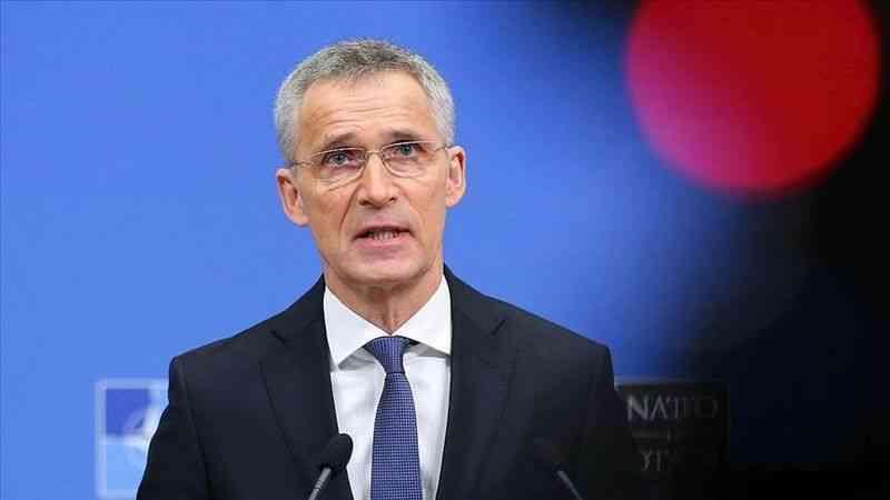 NATO Genel Sekreteri Stoltenberg, Gürcistan Savunma Bakanı Burchuladze ile görüştü