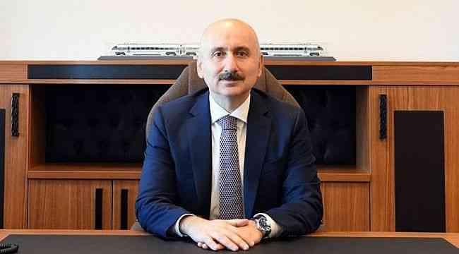 """Bakanı Adil Karaismailoğlu: """"Rotamız, denizcilikte lider ülke konumuna gelerek, İzmir'i daha da güçlendirmek"""""""