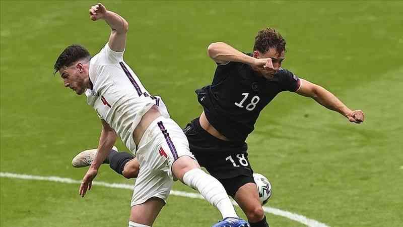 Yeşil sahalarda İngiltere-Almanya rekabetinde yeni sayfa