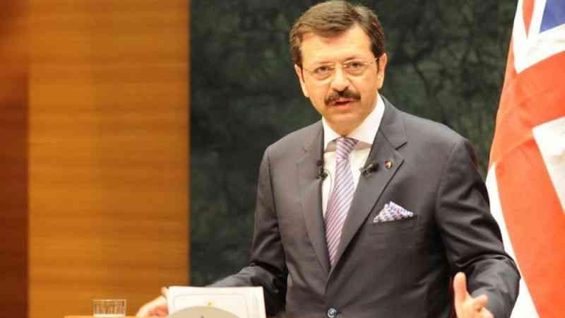 TOBB Başkanı Hisarcıklıoğlu'ndan lise adaylarına meslek lisesi çağrısı