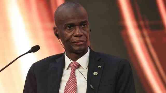 Haiti'de Başbakan Henry, Moise suikastı nedeniyle kendisini soruşturmak isteyen başsavcıyı görevden aldı