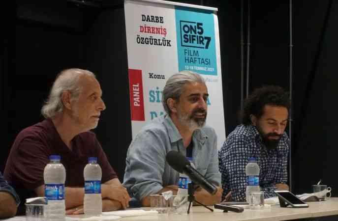 On5Sıfır7 Film Haftası'nda darbeler ve özgürlükler konuşuldu