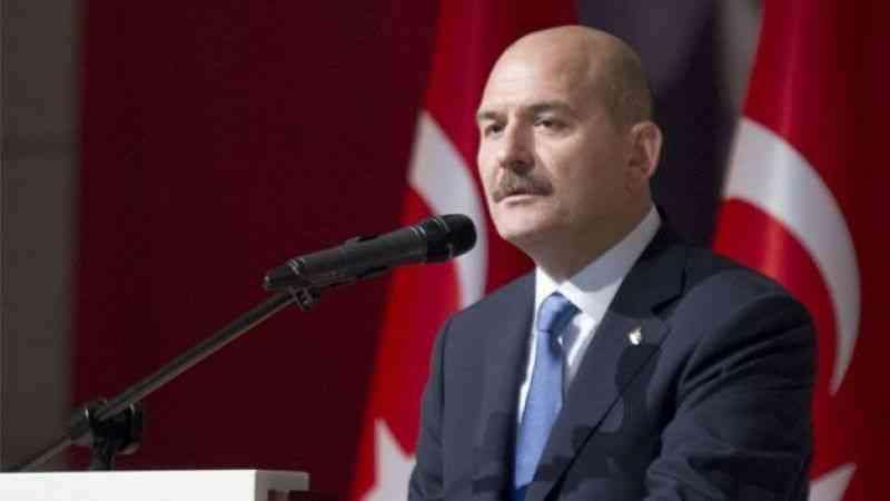 İçişleri Bakanı Soylu'dan kaçak göçle mücadeleye ilişkin açıklama