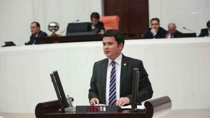 CHP'li Erkan Aydın, 'finansman' mağdurları için araştırma önergesi verdi