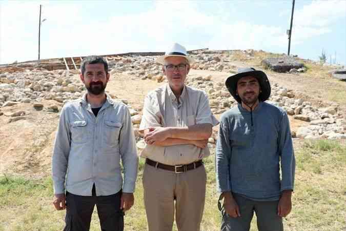 """Antik kent """"Nerik""""te salgın sonrası kazı çalışmaları başladı"""