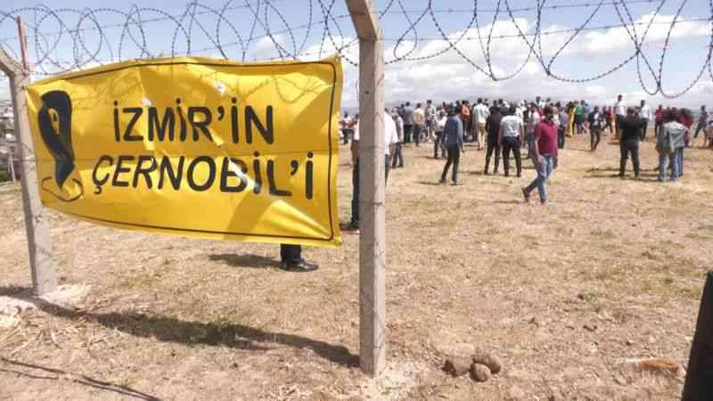 """Bakanlık'tan ''İzmir'in çernobili"""" açıklaması"""