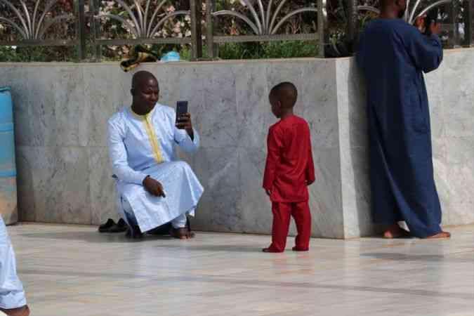 Senegal'de Kurban Bayramı kutlanmaya başlandı