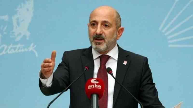 CHP'li Öztunç: ''Çözüm sandıktır, sandıkta çözeceğiz''