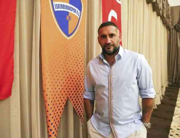 Ümit Karan, çocukluğunda maçlarını izlediği İskenderunspor'la şampiyonluk yaşama hedefinde: