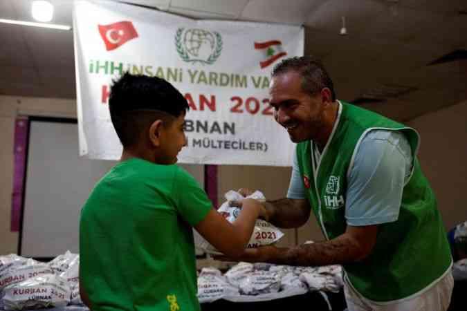 İHH'nin kurban yardımları, dünyada yaklaşık 2,5 milyon kişiye ulaştı