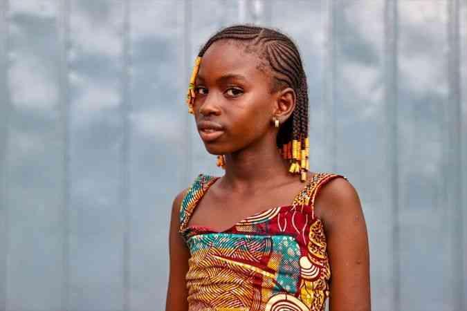 Gine'de çocuk olmak