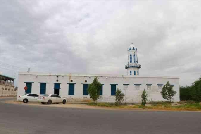 Berbera'da Osmanlı mirası tarihi cami ziyaretçilerin ilgisini çekiyor