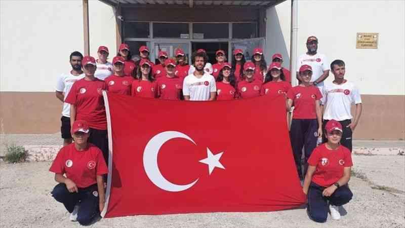 Kriket Kadın Milli Takımı'nın Denizli'deki kampı sürüyor