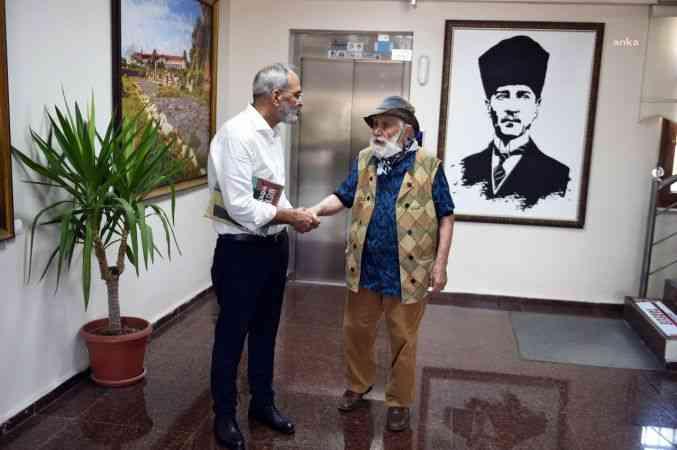 Sanatçı Etem Çalışkan'dan Tarsus'un kurtuluşunun 100. yılına özel sergi
