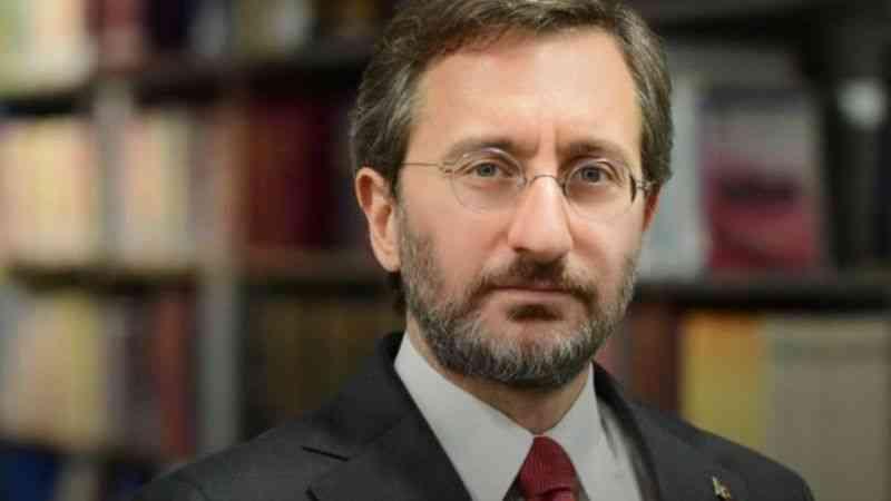 """Fahrettin Altun: """"Türkiye, her zaman ve her yerde demokrasinin ve halkın yanındadır"""""""
