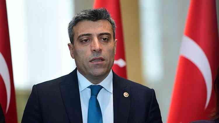 """Yenilik Partisi Genel Başkanı Yılmaz: """"Sınırların acilen göçe kapatılması lazım"""""""