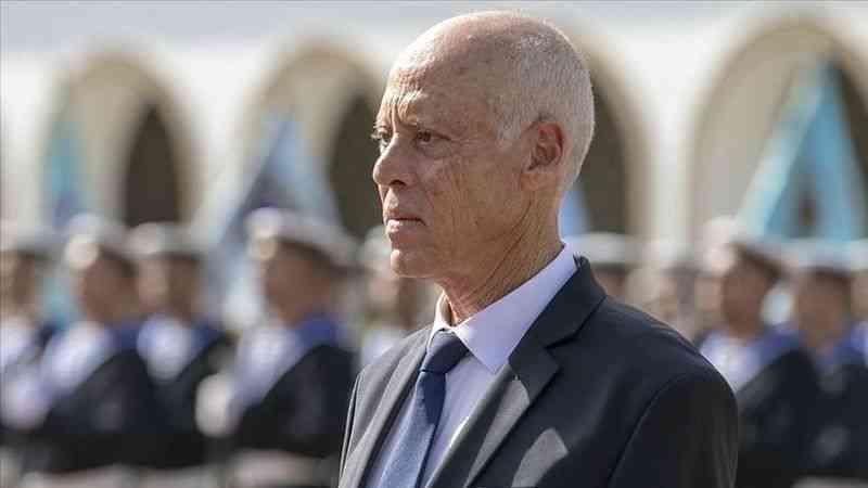"""Tunus Cumhurbaşkanı Said, aldığı kararları """"darbe"""" olarak nitelendirenlere cevap verdi"""