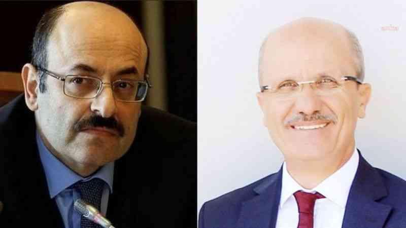 YÖK Başkanı değişti: Özvar, YÖK Başkanlığı'na; Saraç, Cumhurbaşkanı Danışmanlığı'na getirildi