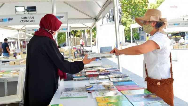 Beşiktaş Belediyesi Edebiyat, Kitap ve Plak Festivali başladı