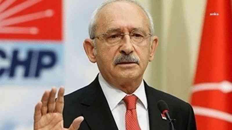 Kılıçdaroğlu, İstanbul programını iptal ederek, yangın bölgesine gidiyor
