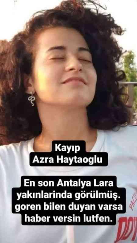 Üniversiteli Azra'dan korkunç haber! Tecavüze uğrayıp vahşice öldürülmüş