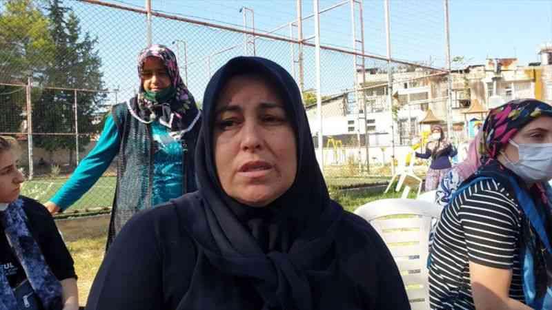 Antalya'da ormanlık alanda cesedi bulunan Azra Gülendam'ın annesi Mezide Hatyaoğlu