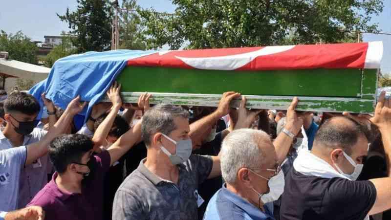 Ormanlık alanda cesedi bulunan Azra Gülendam Haytaoğlu, Osmaniye'ne son yolculuğuna uğurlandı