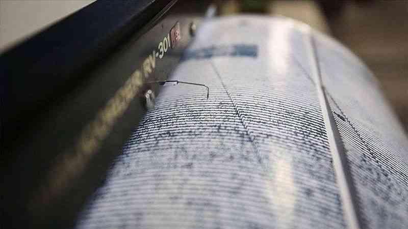 Yunanistan'ın  Girit Adası'nda 5,8 büyüklüğünde deprem