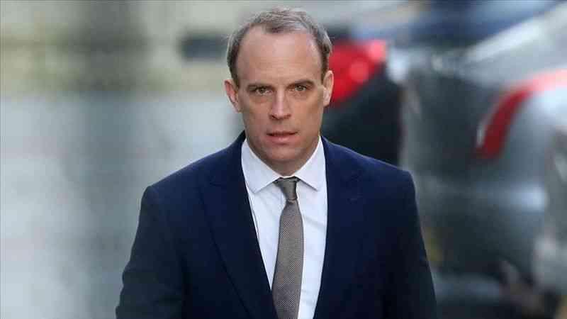 İngiliz Dışişleri Bakanı, Kabil havalimanıyla ilgili ülkesinin suçlandığı Pentagon'dan sızan notları yalanladı