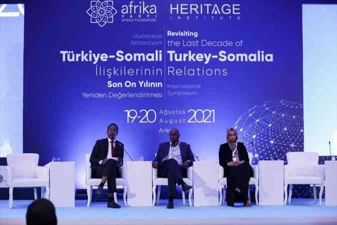 Türkiye ile Somali arasında sağlık alanındaki iş birliği uzmanlar tarafından değerlendirildi