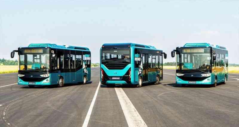 Karsan Atak Electric Barselona-Madrid arasında test edilen ilk elektrikli otobüs oldu