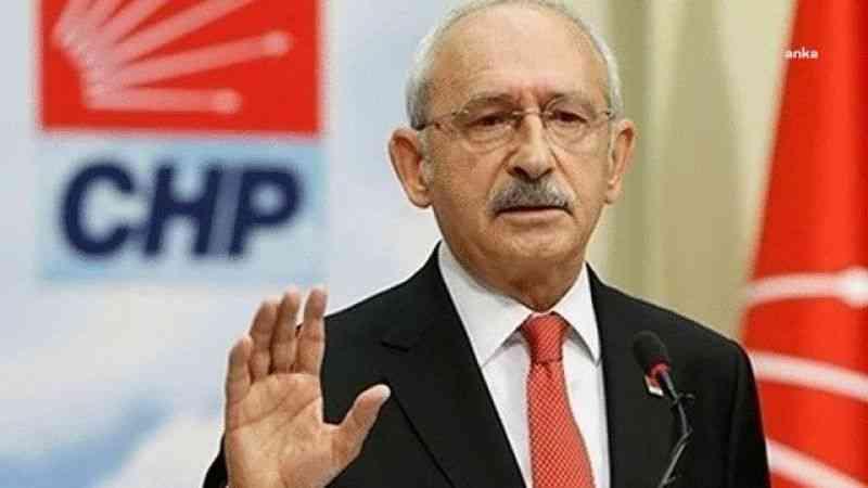 Kılıçdaroğlu: ''Erdoğan, sen bir beka sorunusun. Ülkenin demografik yapısını alenen tehlikeye attın''