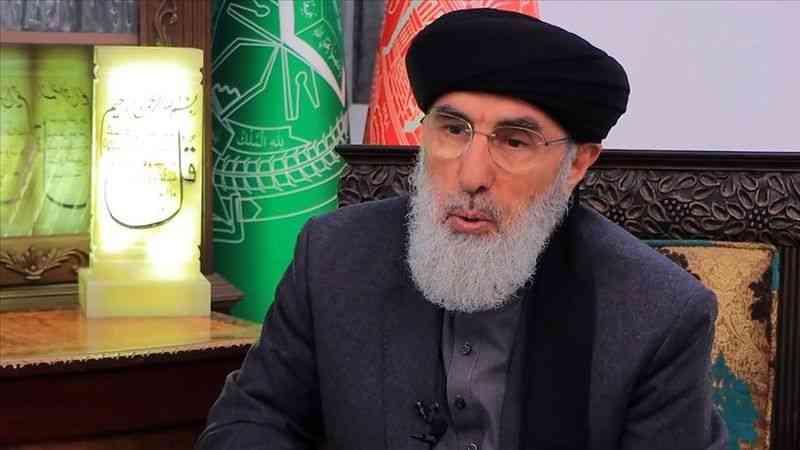 Afgan siyasetçi Hikmetyar, Taliban liderlerinin Kabil'e gelmesiyle hükümet görüşmelerinin başlayacağını açıkladı