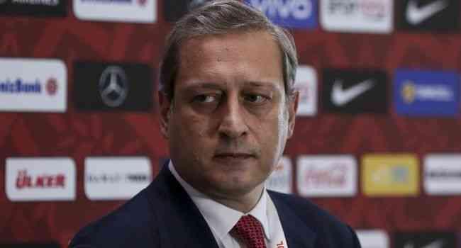 Galatasaray Kulübü Başkanı Burak Elmas'tan TFF ve kurullarına sert tepki