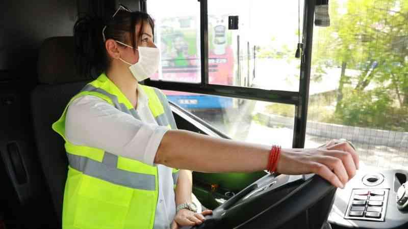 EGO Genel Müdürlüğü, 15 kadın şoför alacak