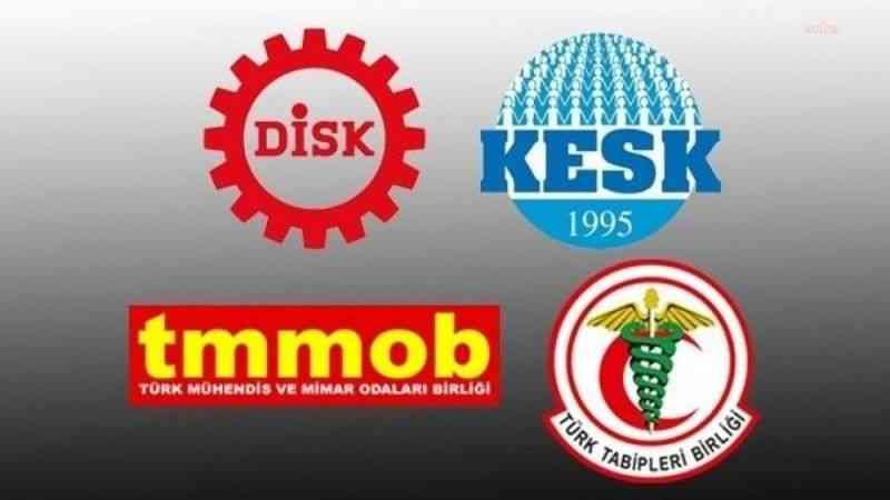 Meslek örgütlerinden DDK tepkisi